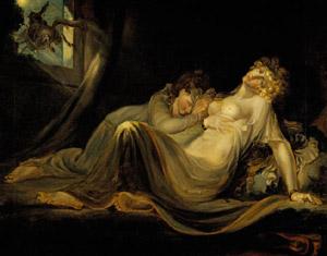 Секс с демонами в мифологии